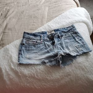 Pink by Victoria's Secret jean shorts